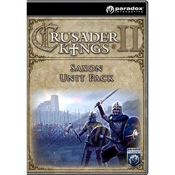 Crusader Kings II: Saxon Unit Pack (251430)