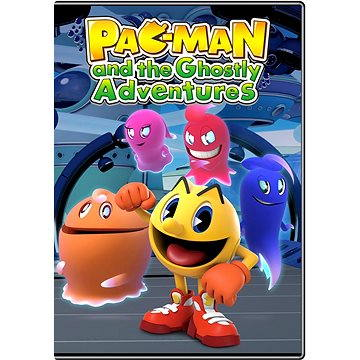 PAC-MAN and the Ghostly Adventures (251447)