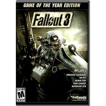 Fallout 3 Game of the Year Edition (251479)
