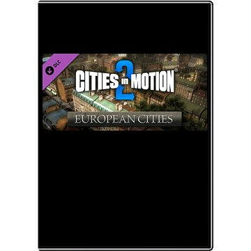 Cities in Motion 2: European Cities DLC (251525)