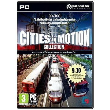 Cities in Motion Collection (251544)