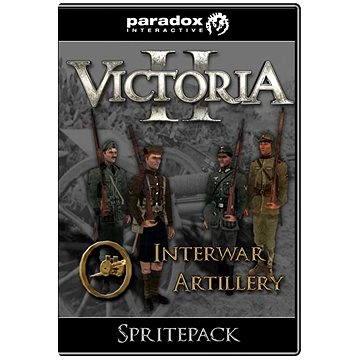 Victoria II: Interwar Artillery Spritepack (251584)
