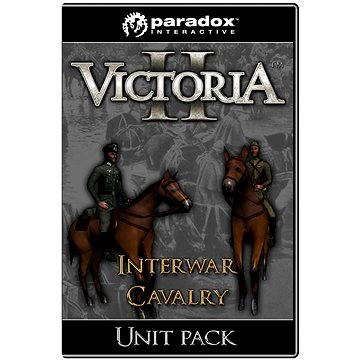 Victoria II: Interwar Cavalry Unit Pack (251592)