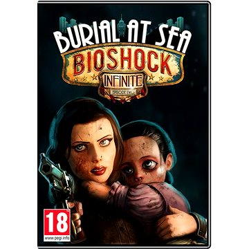 BioShock Infinite: Burial at Sea - Episode 2 (MAC) (251618)