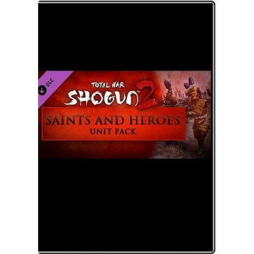 Total War: Shogun 2 - Saints and Heroes Unit Pack (251638)