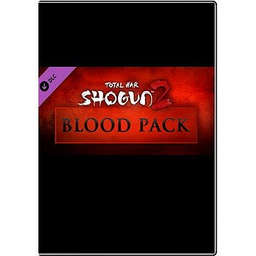 Total War: Shogun 2 - Blood Pack (251640)