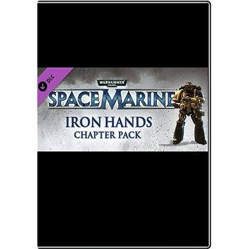 Warhammer 40,000: Space Marine - Iron Hands Chapter Pack DLC (251661)