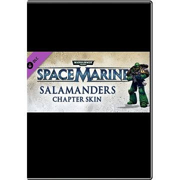 Warhammer 40,000: Space Marine - Salamanders Veteran Armour Set (251665)