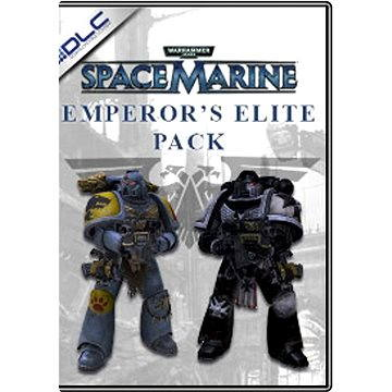 Warhammer 40,000: Space Marine - Emperors Elite Pack (251668)
