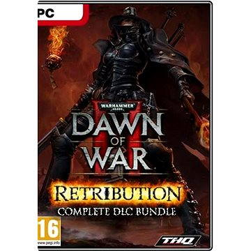 Warhammer 40,000: Dawn of War II - Retribution - Complete DLC Bundle (251697)
