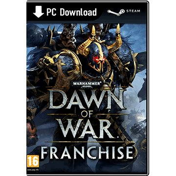 Warhammer 40,000: Dawn of War 1 & 2 Franchise Collection (251699)