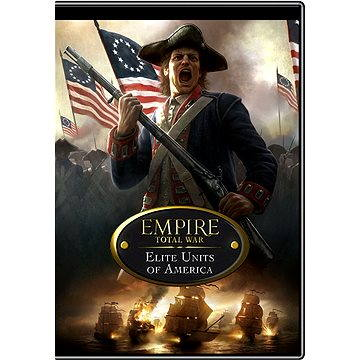 Empire: Total War - Elite Units of America (251708)