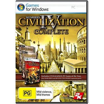 Sid Meiers Civilization IV: The Complete Edition (251746)