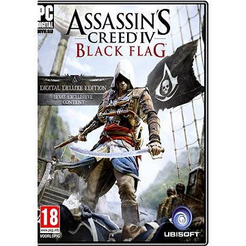 Assassins Creed IV: Black Flag Deluxe Edition (251794)