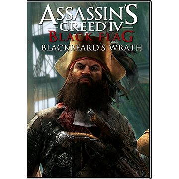 Assassins Creed IV: Black Flag - Blackbeards Wrath DLC (251805)