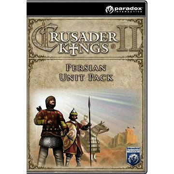 Crusader Kings II: Persian Unit Pack (251808)
