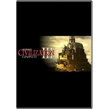 Sid Meiers Civilization III: The Complete (251905)