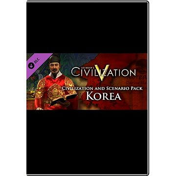 Sid Meiers Civilization V - Civilization and Scenario Pack: Korea (251906)