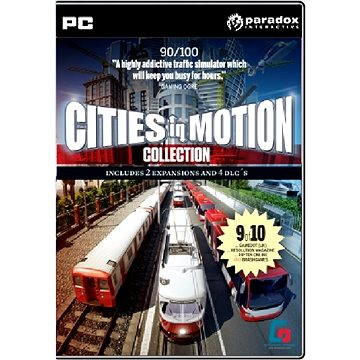 Cities in Motion 2 Collection (251943)