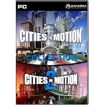 Cities in Motion 1 + 2 Collection (251944)
