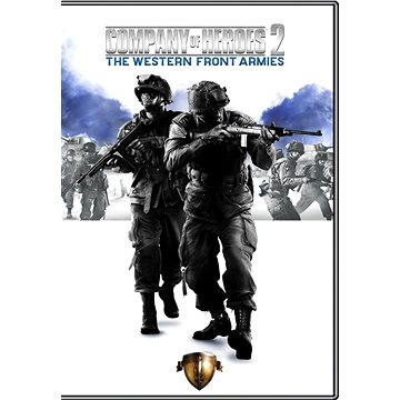 Company of Heroes 2 - The Western Front Armies: US Forces (251949)