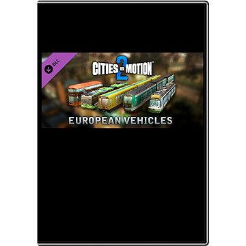 Cities in Motion 2: European Vehicles (252000)