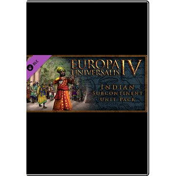 Europa Universalis IV: Indian Subcontinent Unit Pack (252004)