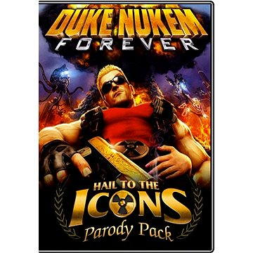 Duke Nukem Forever: Hail to the Icons Parody Pack (252040)