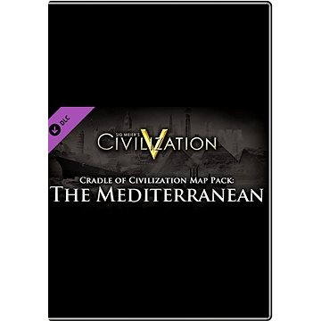 Sid Meiers Civilization V: Cradle of Civilization - Mediterranean (MAC) (252135)