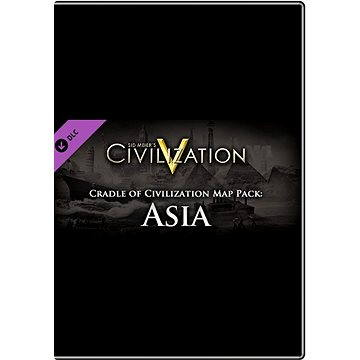Sid Meiers Civilization V: Cradle of Civilization - Asia (MAC) (252136)