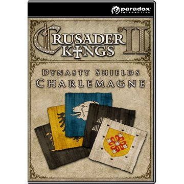 Crusader Kings II: Dynasty Shields Charlemagne (252156)