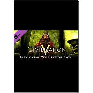 Sid Meiers Civilization V: Babylon (MAC) (252161)