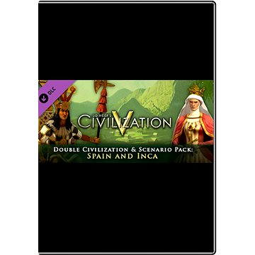 Sid Meiers Civilization V: Civilization and Scenario Pack - Spain and Inca (MAC) (252162)