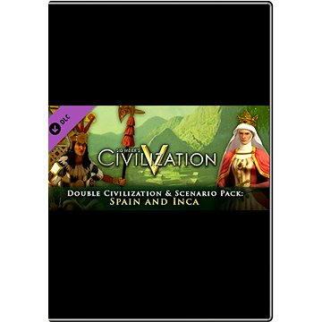 Sid Meiers Civilization V: Civilization and Scenario Pack - Spain and Inca (252174)