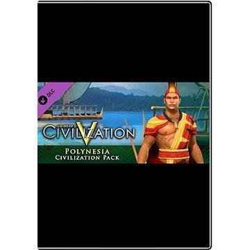 Sid Meiers Civilization V: Civilization and Scenario Pack - Polynesia (252175)