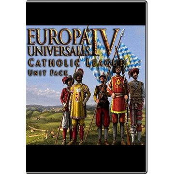 Europa Universalis IV: Catholic League Unit Pack (252210)