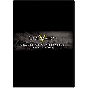 Sid Meiers Civilization V: Cradle of Civilization - DLC Bundle (MAC) (252218)