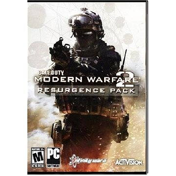 Call of Duty: Modern Warfare 2 Resurgence Pack (MAC) (252245)