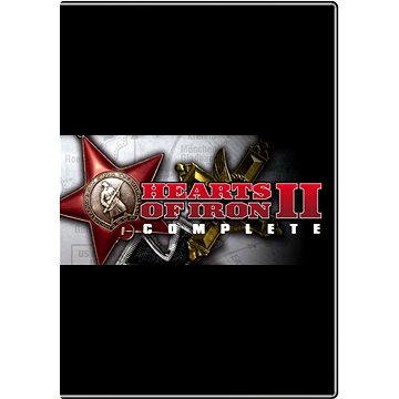 Hearts of Iron II Complete (252257)