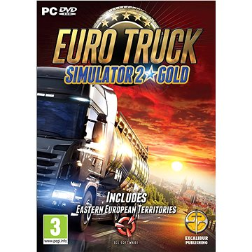 Euro Truck Simulator 2: Gold Edition (252268)