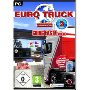 Euro Truck Simulator 2 - Going East! (252270)
