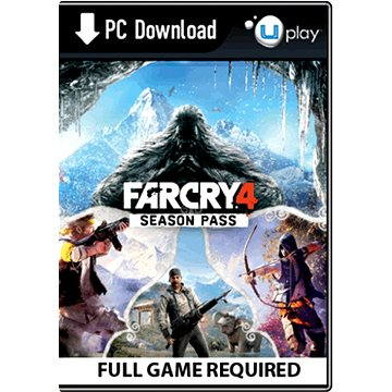 Far Cry 4 Season Pass (252282)