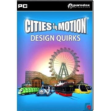 Cities in Motion: Design Quirks (252297)