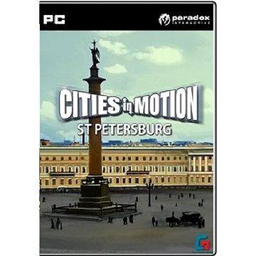 Cities in Motion: St. Petersburg (252298)