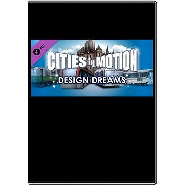 Cities in Motion: Design Dreams (252301)