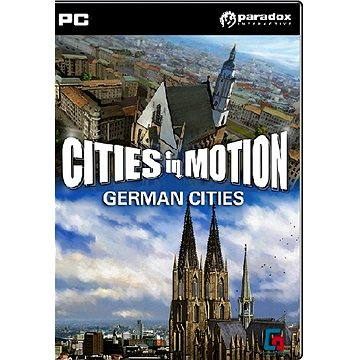 Cities in Motion: German Cities (252303)