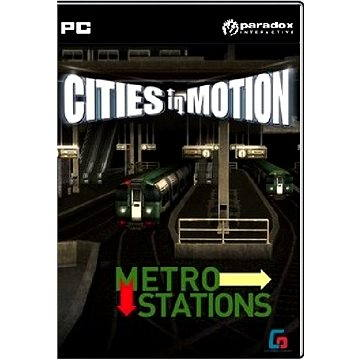 Cities in Motion: Metro Stations (252304)