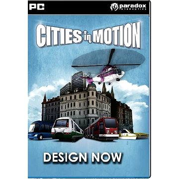 Cities in Motion: Design Now (252305)