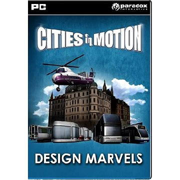Cities in Motion: Design Marvels (252306)