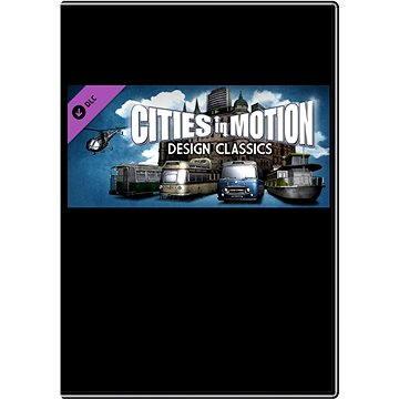 Cities in Motion: Design Classics (252307)